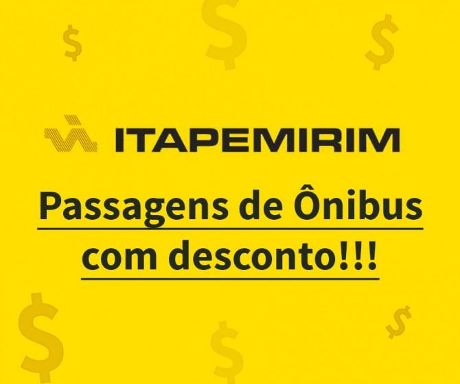 Itapemirim Passagens – Passagens de ônibus com Desconto