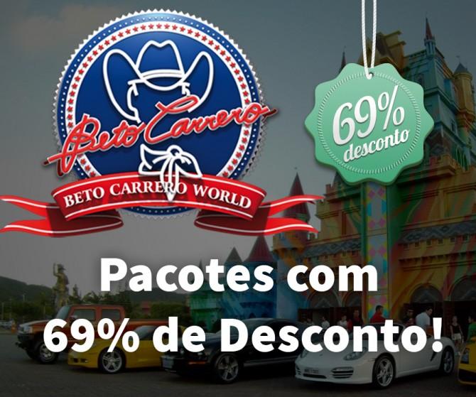 Pacote Beto Carrero World – Descontos Imperdíveis!