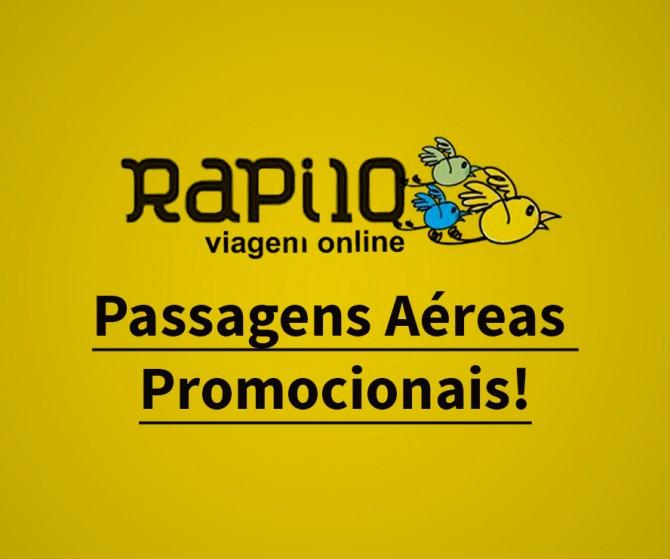 Rapi10 Viagens – Promoções em Passagens Aéreas Online