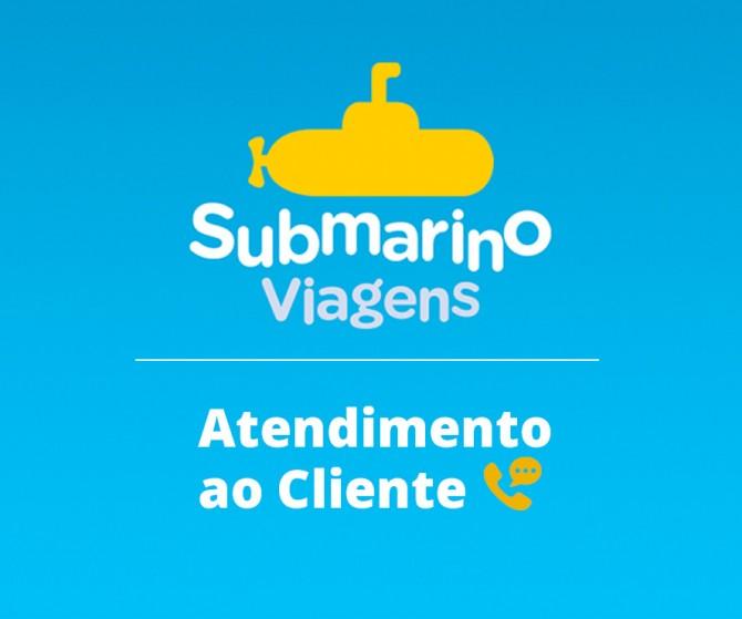 Submarino Viagens Telefone – Todos os Contatos do Atendimento do Submarino!