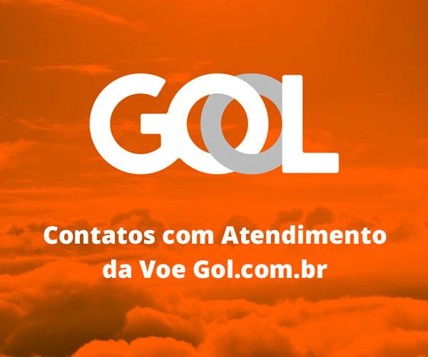VoeGol Telefone: Contatos com Atendimento da Voe Gol.com.br
